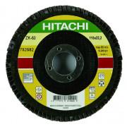 Hitachi Lamellenschijf diameter 125mm K60