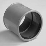 Dyka Steekmof met rubber manchetverbinding klasse 41