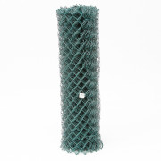 Betafence Gaas vierkant vlechtwerk groen geplastificeerd2000 x 2.7mm x 25 meter
