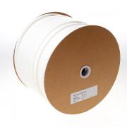 Bloem PE-spatieband op haspel wit 275 meter 9 x 4mm
