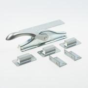 Nemef Pompespagnolet zonder stang aluminium13V/87