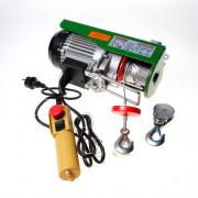 Elektrische hobbylier 220v 250/500kg
