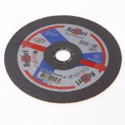 Kelfort Doorslijpschijf voor staal/RVS/inox vlak 180 x 25 x 222mm