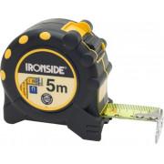 Ironside Rolbandmaat rubber ABS magnetisch 5 meter x 25mm