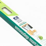 Secustrip Plus buitendraaiend wit lengte 2115mm terugligging 7-13mm SKG* 1010.161.02