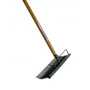Talen Tools Grashark 32 tanden aluminium verstelbaar met steel 170cm breedte 60m