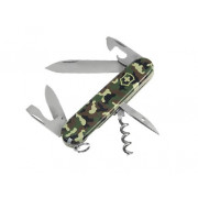 Victorinox Zakmes swissarmy spartan camouflage 12 functies
