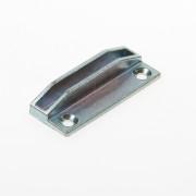 Dulimex RBP 6525B Raamboomplaatjeuniverseel65x25mmzamacverzinkt 0160.302.6525