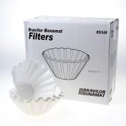 Filterpapier voor novo 1 1000 stuks per doos 7150101101