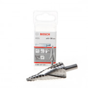 Bosch Trappenboor HSS-G 13-traps diameter 6-30mm