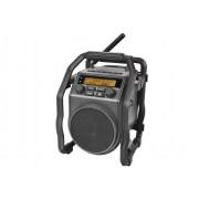 Perfectpro UBOX400R bouwradio antraciet