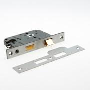 Nemef Veiligheids Cilinder dag- en nachtslot deurslot PC55mm type 4119/17-50 DIN rechts