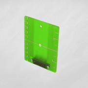 Doelplaat groen met magneet 520036