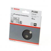 Bosch Schuurschijf coating and composites diameter 125mm K100 blister van 5 schijven
