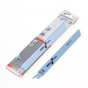 Bosch Reciprozaagblad flexibel metaal en hout S 1025 BF 200mm blister van 5 bladen