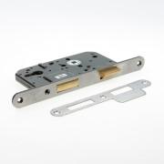Nemef Veiligheids Cilinder dag- en nachtslot deurslot PC72mm type 4219/27-60 DIN links