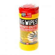 Big Wipes Handreinigingsdoekjes pak van 80 doekjes
