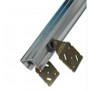 Henderson Double Top schuifdeurbeslag voor zwaardere kastdeuren - 45kg