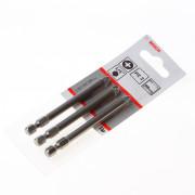Bosch Bitskaart pz2 89mm blister van 3 bits