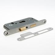 Nemef Veiligheids Cilinder dag- en nacht seniorenslot PC72mm type 4429/27-55 DIN rechts