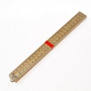Schuil Duimstok schuil hout 100cm