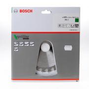 Bosch Cirkelzaagblad optiline 24 tanden ATB diameter 165 x 2.4 x 30/20mm