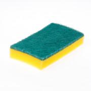 Schuurspons groene padkant 15 x 9 x 3cm