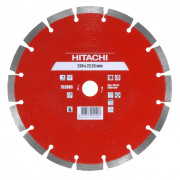 Hitachi Diamant zaagblad type baksteen 125x22.2x10mm