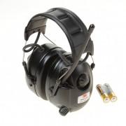3M Gehoorkap Peltor met radio DAB+-FM headset
