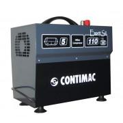Contimac Compressor CM110/8/5 silent 25200