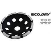 Voorden Komsteen ECO.DRY enkel diameter 125 x asgat 22.2mm