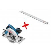 Bosch Cirkelzaagmachine GKS65GCE met FSN1600 0601668902