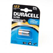 Duracell Batterij cr123a 3v