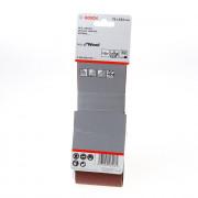 Bosch Schuurband 75 x 533mm K60 blister van 3 banden