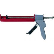 Den Braven Zwaluw Kitpistool metaal HK 40 rood