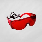 Laserbril rood 520025
