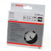 Bosch Schuurplateau 125mm zacht 2608601063