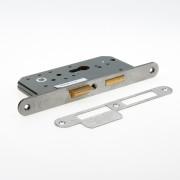 Nemef Veiligheids Cilinder dag- en nacht seniorenslot PC72mm type 4429/27-55 DIN links