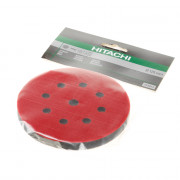 Hikoki Tussenschijf D.125 mm met 8 gaten Velcro