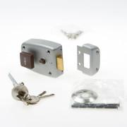 Cisa Veiligheidsbijzetcilinder slot schuin 60mm