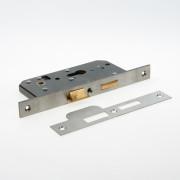 Nemef Veiligheids Cilinder dag- en nacht seniorenslot PC72mm type 4429/17-55 DIN rechts