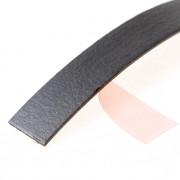 Luvema Brandvertragend 30min. profiel zelfklevend zwart 10 x 2.5mm