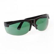Bolle bril super nylsun zwart groen glas