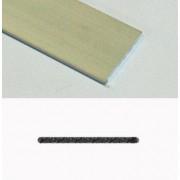 Aluminium geanodiseerd platprofiel