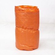 Isolatiedekkleed oranje ca.6x8m