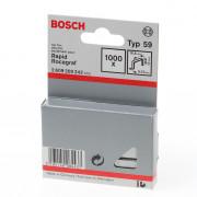 Bosch nieten gegalvaniseerd met fijne draad type-59 12mm