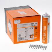 Spit pulsa nagel C 6 x 30mm + gas p700