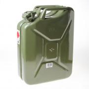 Legerjerrycan groen 20l