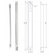 Brondool Flexibele kabelovergang model M1190 binnendiameter spiraal diameter 10mm lange uitvoering