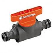 Gardena Koppeling met reguleerventiel 976